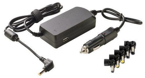 Autoadaptér, DC/DC napájecí zdroj 19V DC 4,73A 90W - NTUN-9019-CUV - Konektor 5,5/1,7