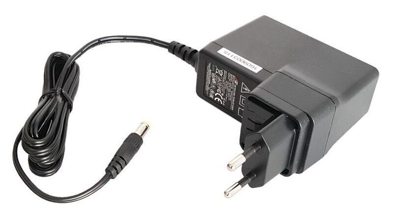 Napájecí zdroj 24V DC 1,66A 40W - SYS1588-4024-W2E - Konektor 5,5/2,1