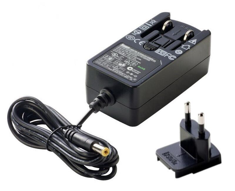 Napájecí zdroj 24V DC 1A 24W - SYS1541-2424-W2E - Konektor 5,5/2,5