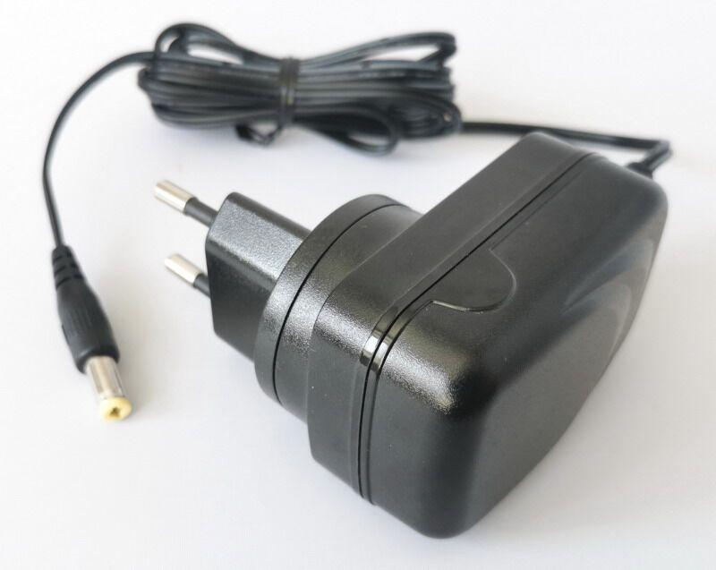 Napájecí zdroj 24V DC 0,25A 6W - SYS1121-0624-W2E - Konektor 5,5/2,1